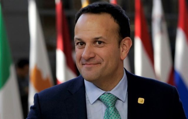 Only about a quarter of British people know who Leo Varadkar is