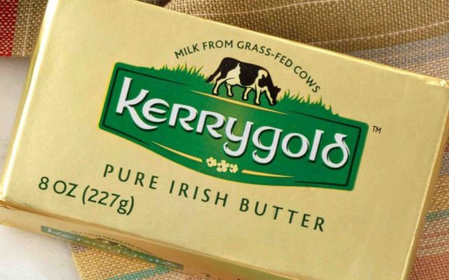 Kerrygold Irish dairy farmer-owned brand has an annual retail turnover of $1.2 billion.