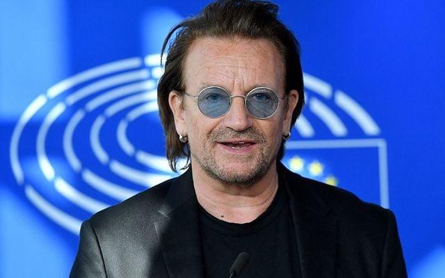 U2 singer Bono