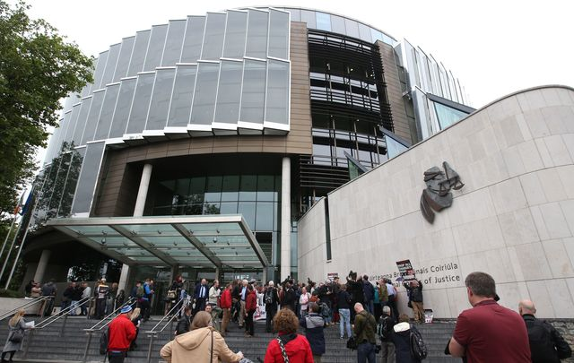 Dublin\'s Central Criminal Court.