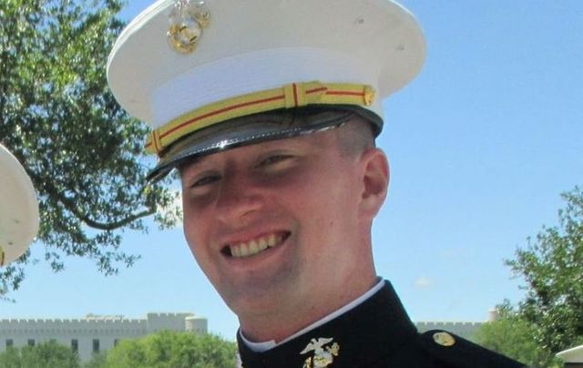 "Lt. Hugh Conor McDowell died last week following a ""bizarre\"" military training accident in California."