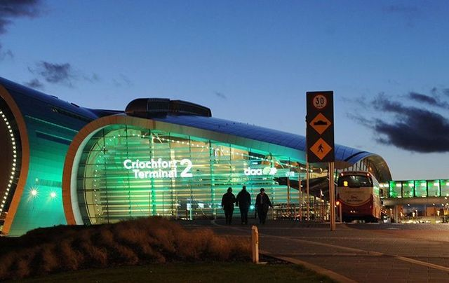 Dublin Airport ushered nearly 3 million passengers in April