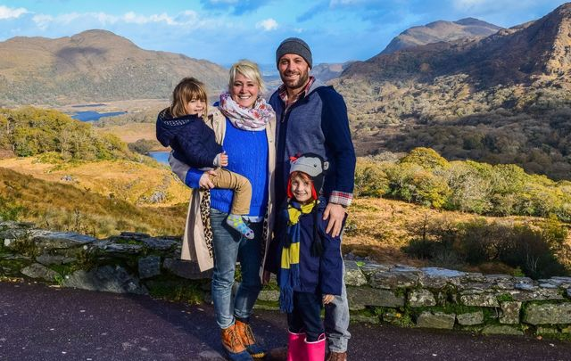 What is the best way to travel to Ireland with kids?