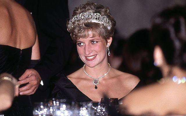 The late beloved Princess Diana.