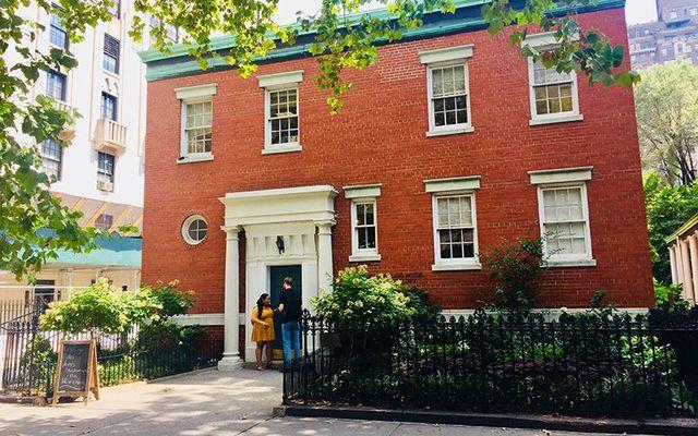 Glucksman Ireland House, at NYU, home to the 12-year-old Irish and Irish-American studies course.