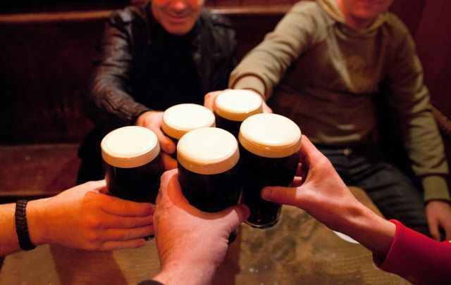 Say \'slainte!\' in these Irish pubs all around the world