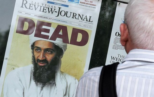 Osama Bin Laden was killed in his Abbottabad, Pakistan compound in 2011.
