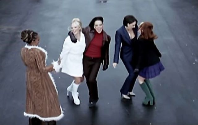 The Spice Girls filmed their music video for \'Stop\' in both Dublin and Wicklow.