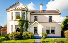 This luxurious Galway manor is the Irish vacation rental of your dreams