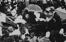 On this Day: Queen Victoria arrives at Kingstown for a three-day visit to Ireland