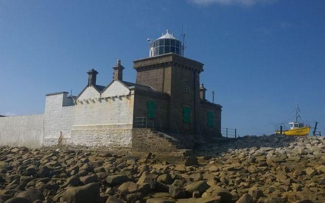 Blacksod Lighthouse in Co. Mayo