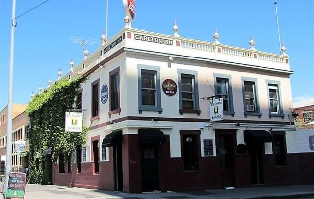 The Corkman Irish Pub - pictured here in 2014 - was illegally demolished in 2016.