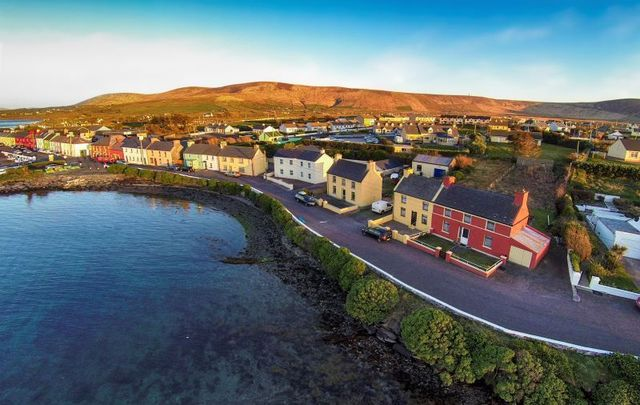 Maybe you think Portmagee in Co Kerry is the friendliest place in Ireland?