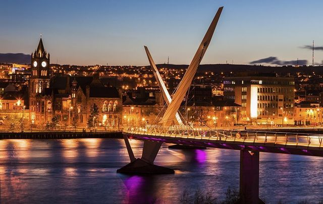 The beautiful Derry city, is fast becoming a major foodie scene.