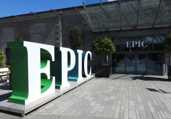 The Irish Emigration Museum (EPIC) has been voted Europe's Leading Tourist Attraction at the 26th annual World Travel Awards.