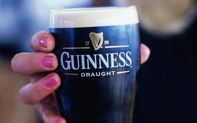 Where in the world would you go for a pint of Guinness?