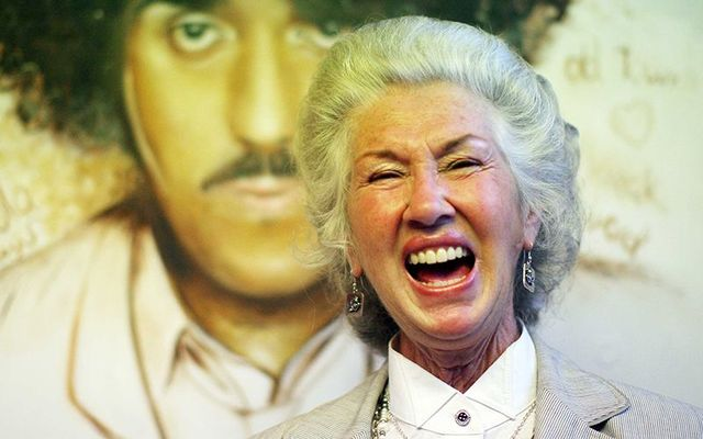 Philomena Lynott, has passed away.