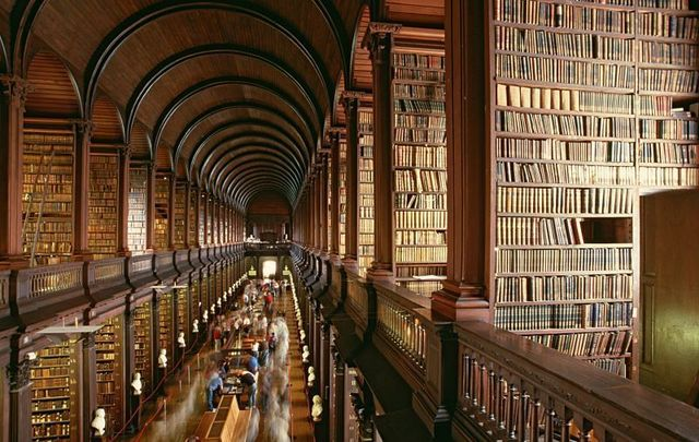 The Book of Kells exhibit at Trinity College in Dublin has been awarded a new distinction.