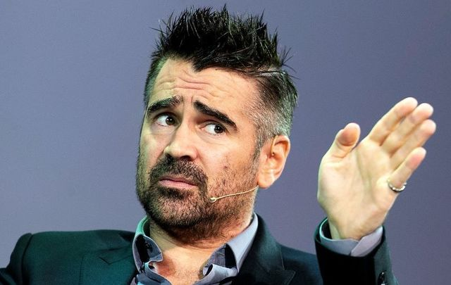 Colin Farrell was on RTE not long before he hit Hollywood.
