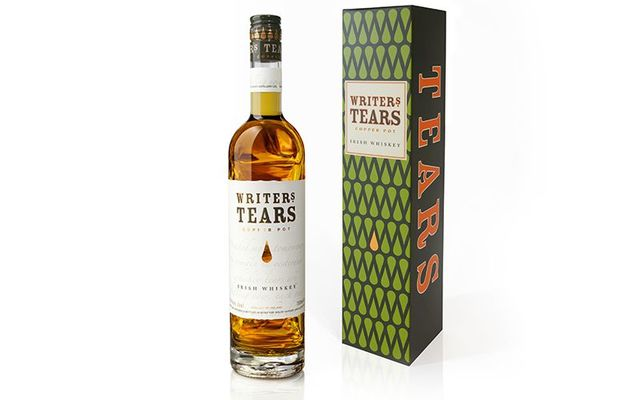 Irish whiskey Writers\' Tears has lent it supports to an Irish literary landmark, Sweny\'s Pharmacy.