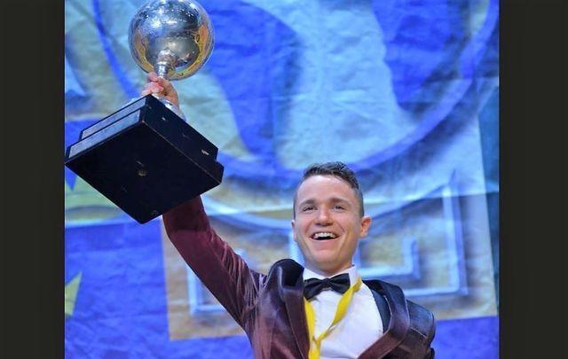 World Champion Irish dancer Ian Luebbers is being remembered as an inspiration.