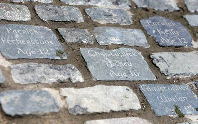 Children killed in 1916 Easter Rising finally remembered with commemorative garden