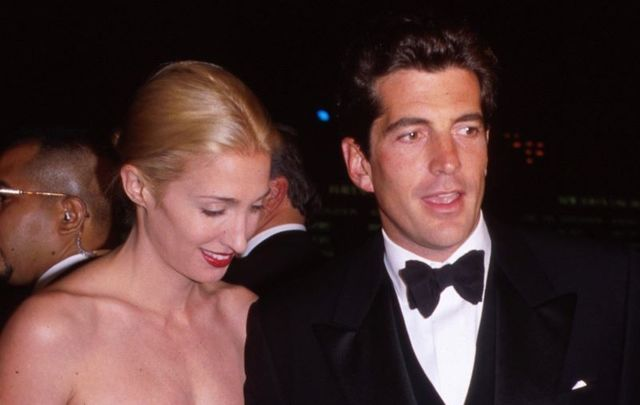 John F. Kennedy, Jr and his wife Carolyn Bessette were frequently hounded by paparazzi.