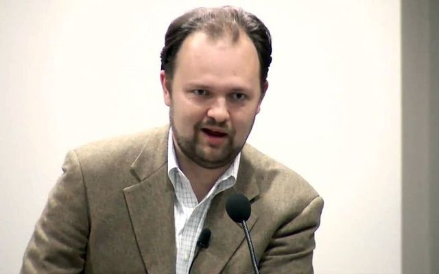 New York Times columnist Ross Douthat.
