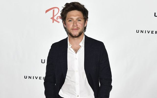 Irish singer-songwriter Niall Horan.