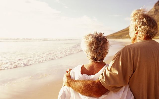 Let the sunshine in! Over half of adults over the age of 50 had inadequate serum vitamin D levels.