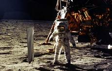 Caroline Kennedy searches for seamstresses who made moon landing possible