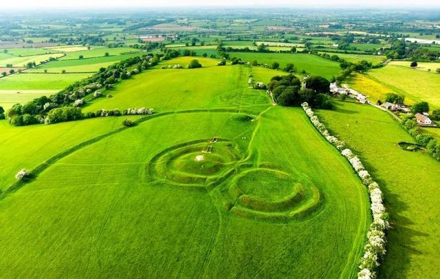 An American couple is appealing for the return of their Hill of Tara summer solstice wedding video and photographs after their photographer\'s car was robbed.
