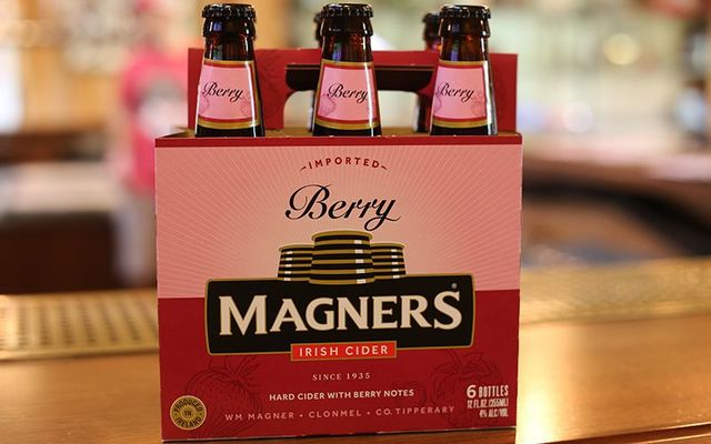 Magners Berry Irish Cider is coming to the USA.