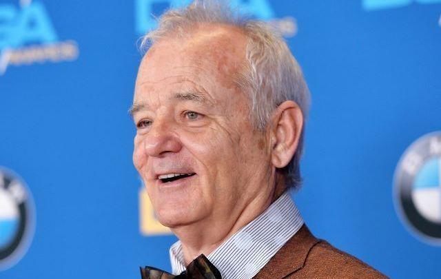 """WATCH: Bill Murray slammed as """"Irish drunken bully"""" by former co-star"""