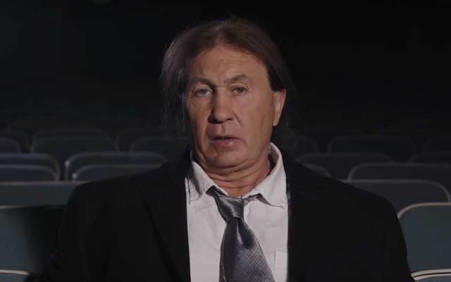 Documentary filmmaker Anthony Monaghan.