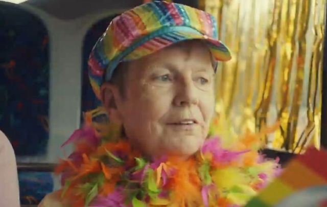 Dublin Bus made a heartwarming video about senior Irish LGBTQ+ people traveling to their first ever Dublin Pride.