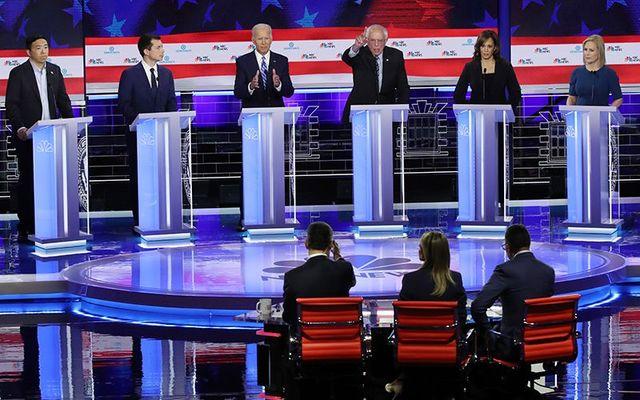 The Democratic Debates, June 2019.