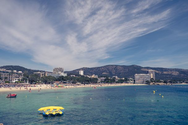 Magaluff, Spain.