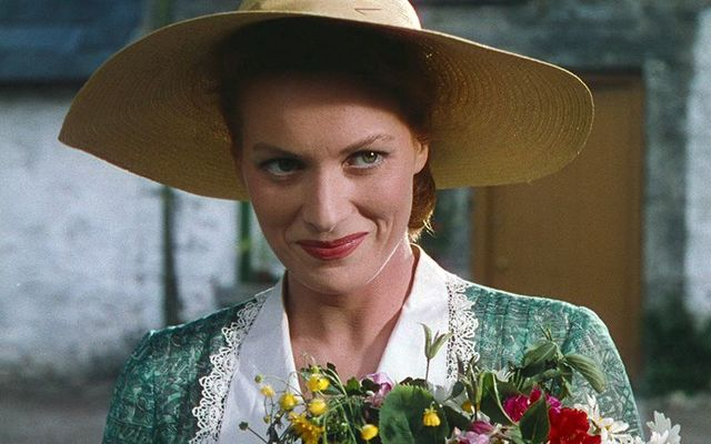 Maureen O\'Hara as Kate Dannaher in The Quiet Man: New Maureen O\'Hara Museum planned for Limerick.