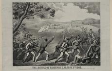 The Irish Fenian invasion of Canada began 155 years ago today