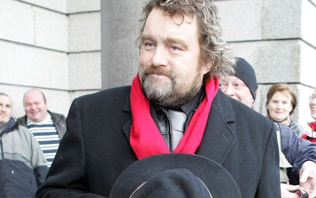 Brendan Grace photographed in Dublin.