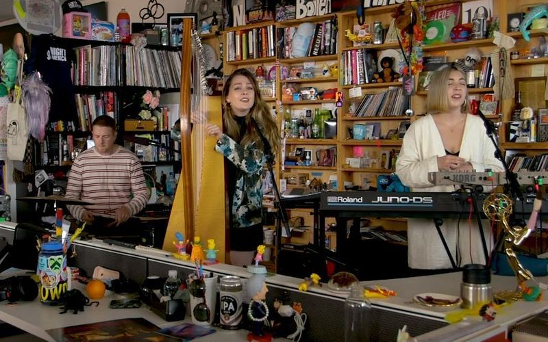 This Irish group's Tiny Desk Concert will amaze you