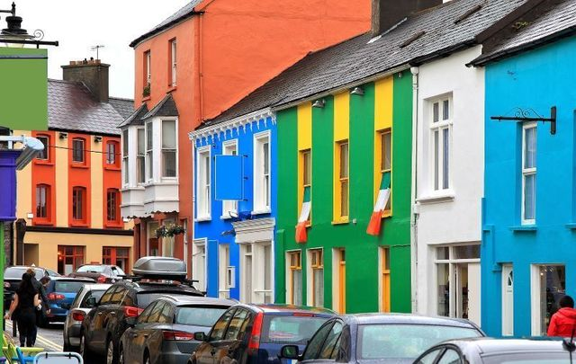 Dingle in Co Kerry is not only picturesque, but it has some of the best dining and pubs in Ireland!