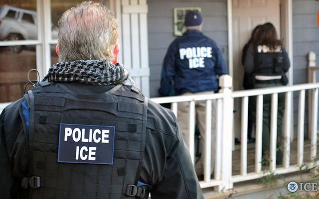 Warnings for Irish undocumented as Trump\'s ICE raids are in full swing.