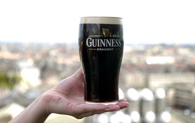 No matter where you go in the world, you\'re never too far from a good pint of Guinness.