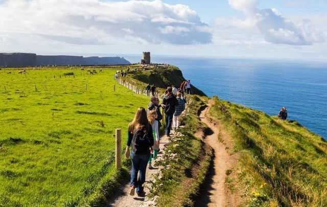 Ireland has been named the Best European Destination at this year\'s Group Travel Awards.