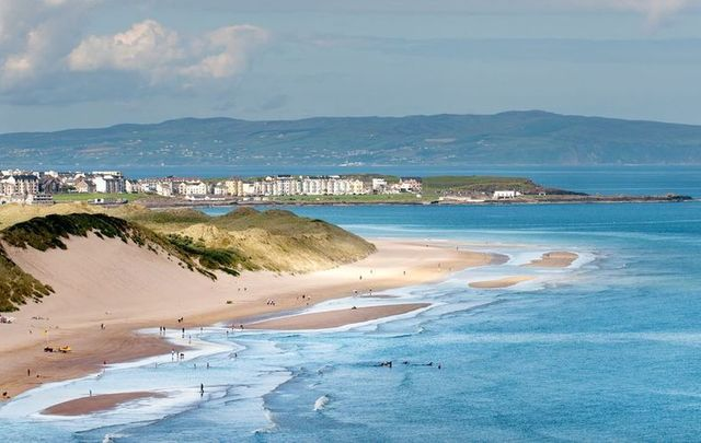 Portrush, County Antrim, Northern Ireland