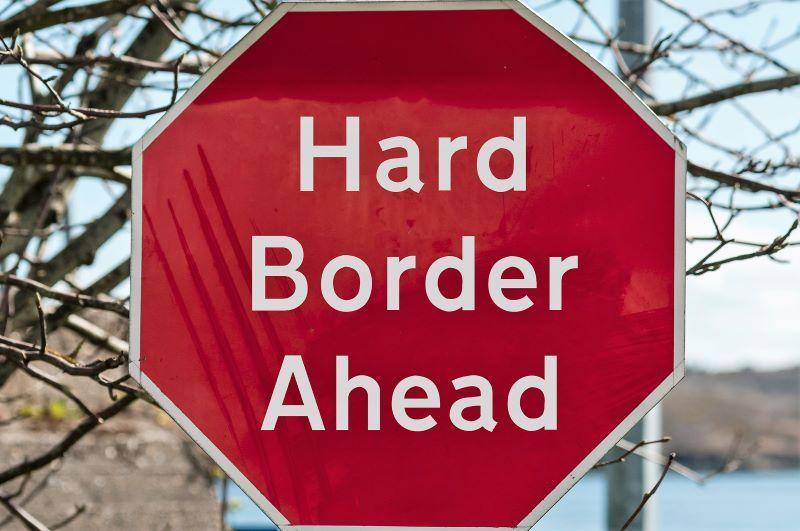 This won't jump -Return of the Border