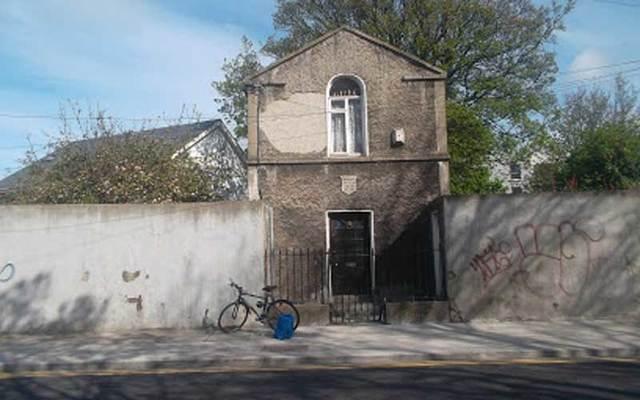 Ballybough Cemetery, Ireland\'s oldest Jewish burial ground.