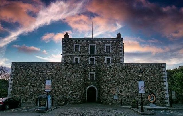 You will soon be able to visit The Gates of Hell in Co Wicklow